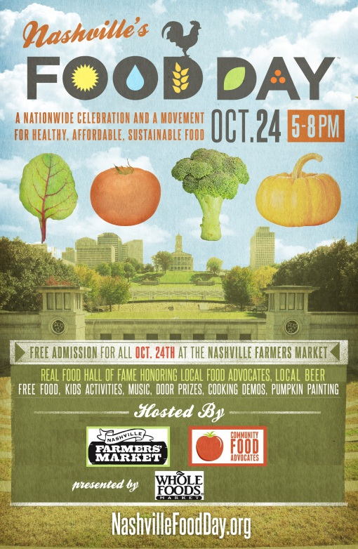 food day 2014 flier